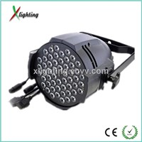 2014 54*3w RGBW LED par can led par light led stage light(X-P543)