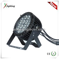 2014 New RGBW 4IN1 outdoor waterproof led par light(X-P1210)