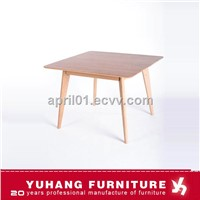 2014 New design modern reclaimed cheap wooden tables