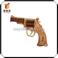 2014 Top selling 3D jigsaw puzzle cheap small wooden toy