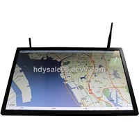 22 inch android wifi lcd advertising player