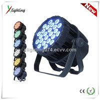 24x18W RGBWAP 6IN1 Waterproof LED PAR light led stage ligghting(X-P2418)