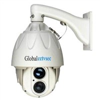 2Mp Full HD IR/Laser Network PTZ Dome Camera GCS-HD180IRL-2180S1