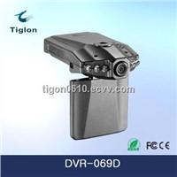 "2.5"" TFT LCD 120-degree lens 480P Car DVR"