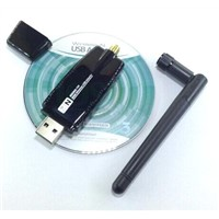300Mbps 300M USB Wireless WiFi Adapter WiFi Network Lan Card & Networking Accessories
