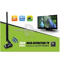 300Mbps HD TV Wireless Network