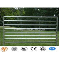 32mm OD Horse Yard Panel Galvanized Cattle Panels