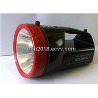 3W-LED lithium battery searchlight