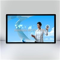 46 inch mounting wall advertising player