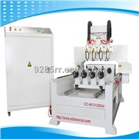 4 aixs rotary cnc router for cylinder
