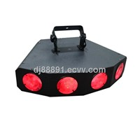 4 heads RGB DMX Led stage light