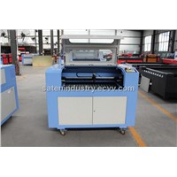 80W Laser Engraving Machine with sealed Co2 glass laser tube