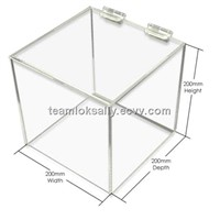 Acrylic Container Box for Toys wholesale