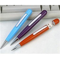 Advertising Ball Promotional USB Pen