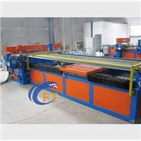 Automatic Wire Mesh Panel Welding Machine