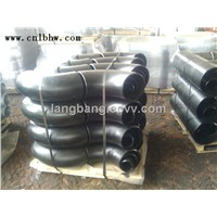 BUTT-WELDED CARBON STEEL PIPE FITTINGS