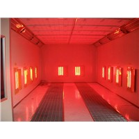 BZB-8400 infrared heating car spray paint booth