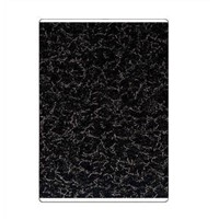 Black colored pattern stainless steel sheet for decoration