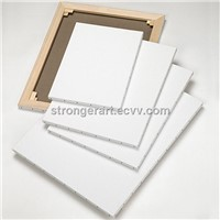Blank Stretched Canvas For Oil Painting And Acrylic Painting