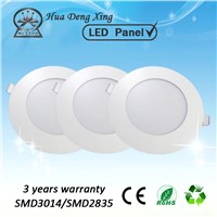 CE RoHS 15w mini round led 15w mini led panel light with high quality