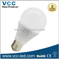 CE & Rohs 3 years warranty 480lm 6W led bulb light