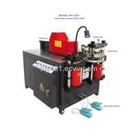 CNC busbar processing machine