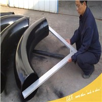 Carbon steel Pipe fitting Hot formed 3D Bend