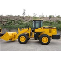 China meadow Brand New High Quality 3 Ton, 1.8 M3, 92kw, 125HP Front Wheel Loader for Sale