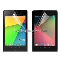 Clear Screen Protector Guard Film for google nexus 7 1st & for google nexus 7