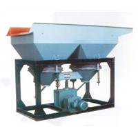 Continuous Working Diaphragm Gravity Jig Mineral Separator