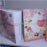 Customized printing hot PP photo albums for images manufacturer