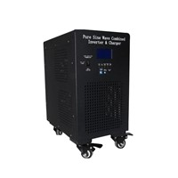 DC to AC Power Inverters with Solar Controller