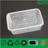 Disposable Eco-Friendly Plastic Food Container 1500ml