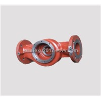 Dongying Haicheng sand castings cast iron parts
