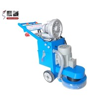 Epoxy floor dust-free polishing machine