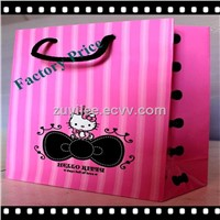 Factory Wholesale Hello Kitty Gift Bag