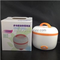 Fashion portable electric heating lunch box for Promotion Sale