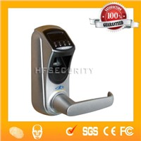 Fingerprint/ Key/Password Biometric Fingerprint Door Lock LA601