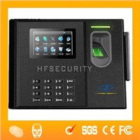 Fingerprint Time Regester Machine with Optional Wifi&GPRS