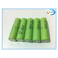 Genuine  18650 3000mah samsung ICR18650-30B 3.7V rechargeable battery