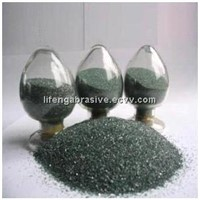 Green Silicon Carbide For Sandblasting