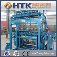 HOT SALE electro galvanized field fence knitting machine
