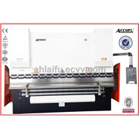 High Efficiency Iron Press Brake, Hydraulic Sheet Metal Bending Machine