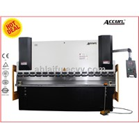 High Efficiency Steel Plate Bending Machine, Hydraulic Steel Plate Press Brake