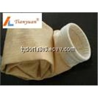 High temperature resistance P84 filter bags