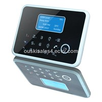 Home gsm alarm SMS/GSM/PSTN/Contact ID 433/868MHz