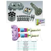 Hydraulic pump spare parts for Hitachi HPV102