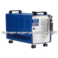 Hydrogen Oxygen Gas Generator with 300 liter/hour gas output