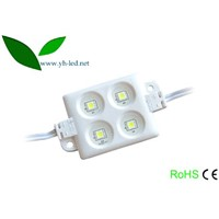 Injection Plastic SMD 3528 4 Led 5533 Modules Yellow/Green/Red/Blue/White/Warm White