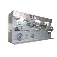 LTMM200 Laminate tube making machine line